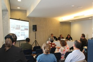 Panel discussion on issues in Brazilian museology