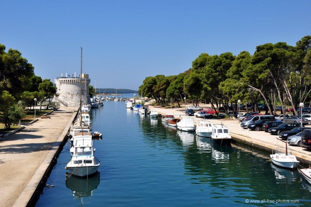 Croatia scene