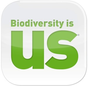 Biodiversity is us logo
