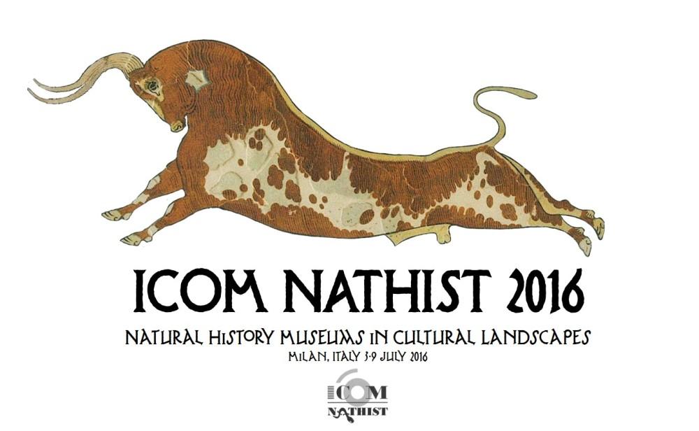 ICOM NATHIST 2016 logo