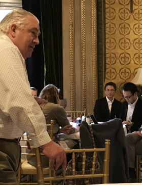 Anthro WG initial meeting